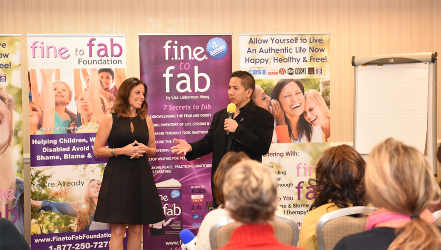 relationship help with FINE to FAB Lisa & Yardley