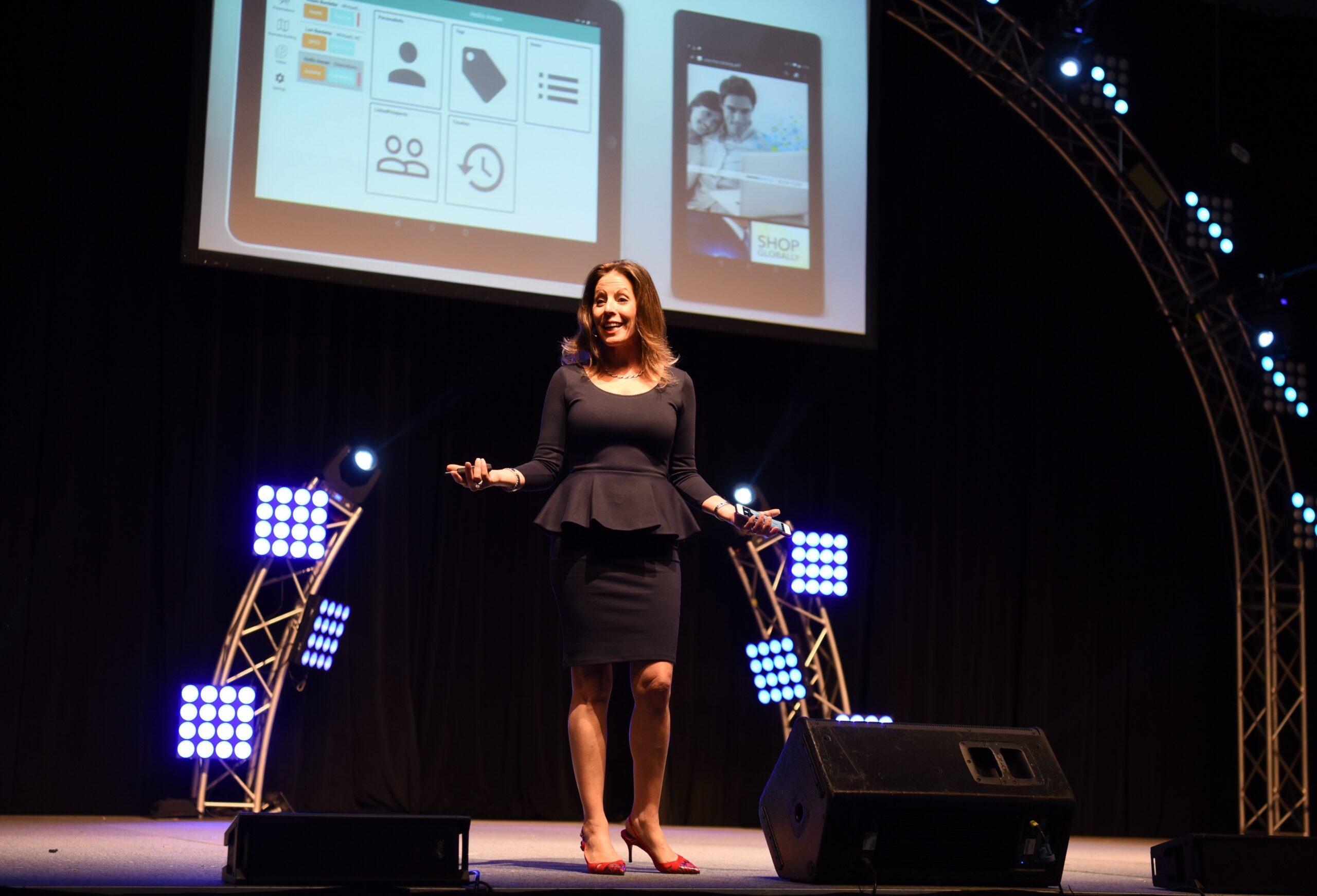 Keynote Speaker Lisa Lieberman-Wang Business & Marketing Strategist